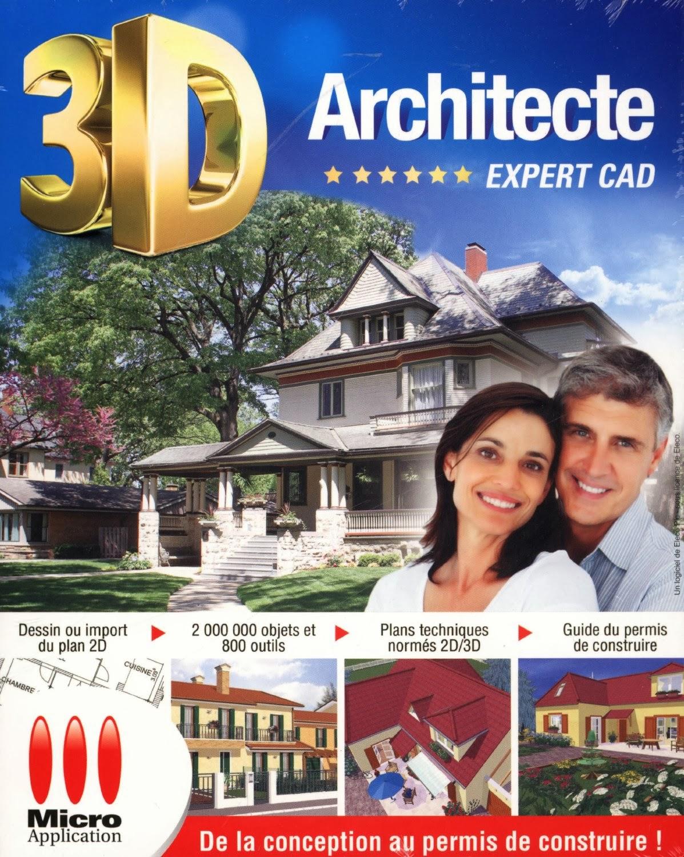3d architecte expert cad 14 keygen crack telechargement gratuit logiciels cracked. Black Bedroom Furniture Sets. Home Design Ideas