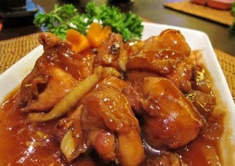 Resep Ayam Kecap Manis Enak dan Nikmat