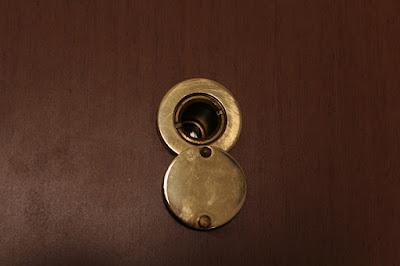 porta blindata-spioncino
