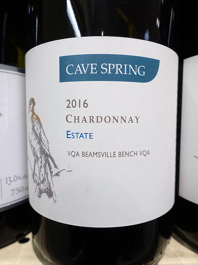 Cave Spring Estate Chardonnay 2016 (88 pts)
