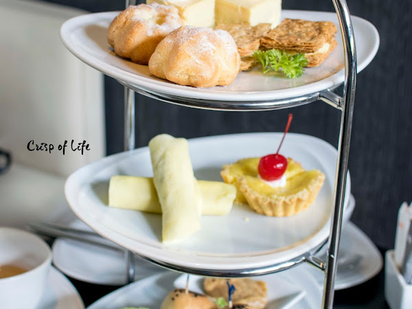 Durian High Tea @ 2PM Lounge, G Hotel Kelawai