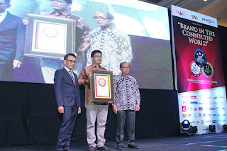 Honda Raih Penghargaan Award