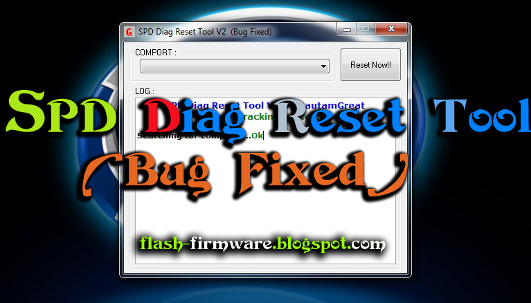 SPD Diag Reset Tool V2 (Bug Fixed) Latest Update Free Download