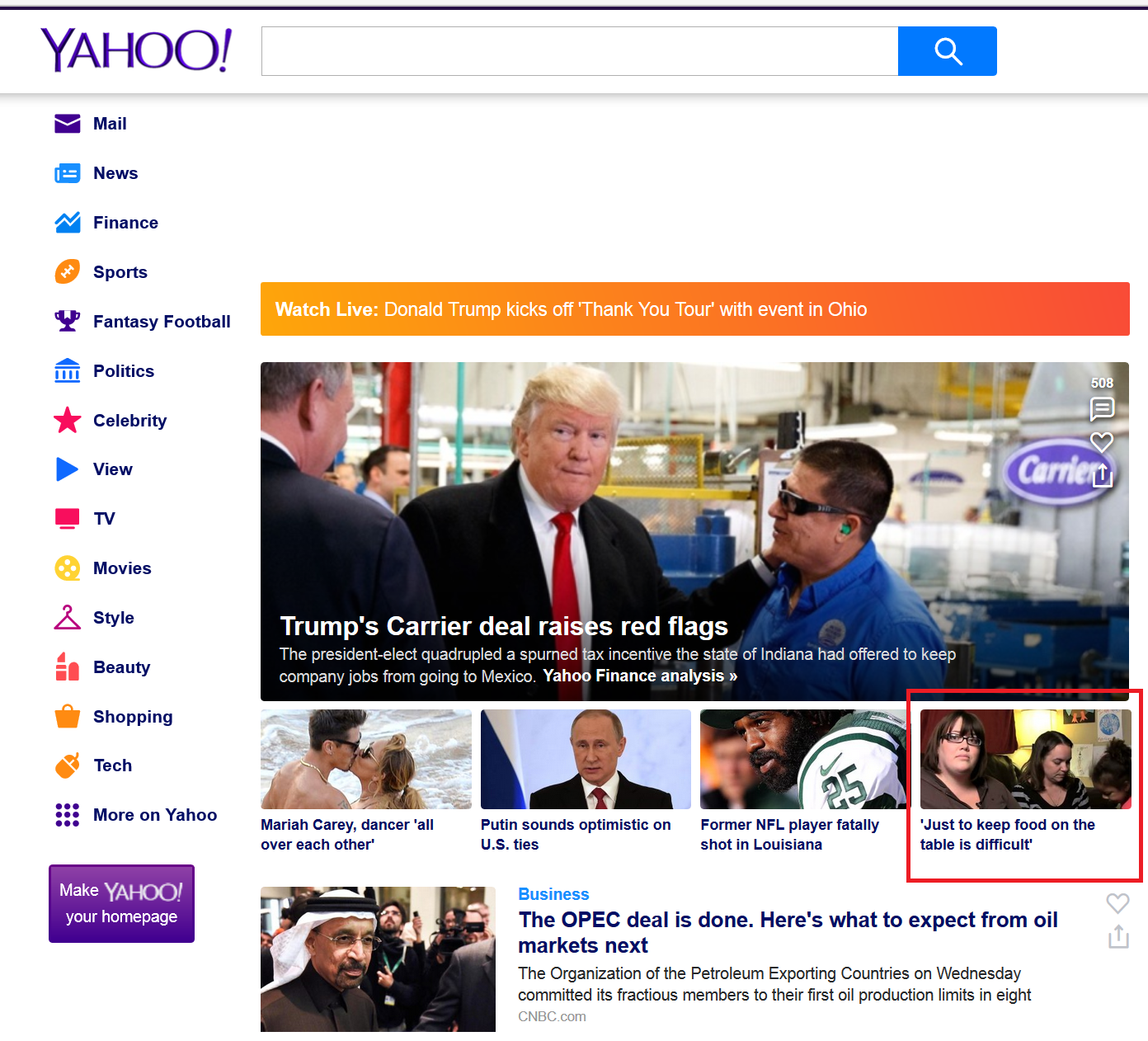 Yahoo news - They Re A Bunch Of Dumbasses