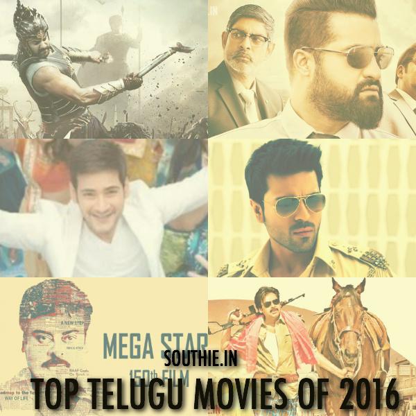 Sarrainodu, Brahmotsavam, SGS, NKP, SCN Top Telugu movies of 2016. RC10, Chiru 150, Baahubali 2 and many more movies make the cut to be the Top Movies of 2016. Chiranjeevi, Ram Charan, Allu Arjun, Pawan Kalyan, NTR, Mahesh Babu, Prabhas, Top stars of Telugu Cinema