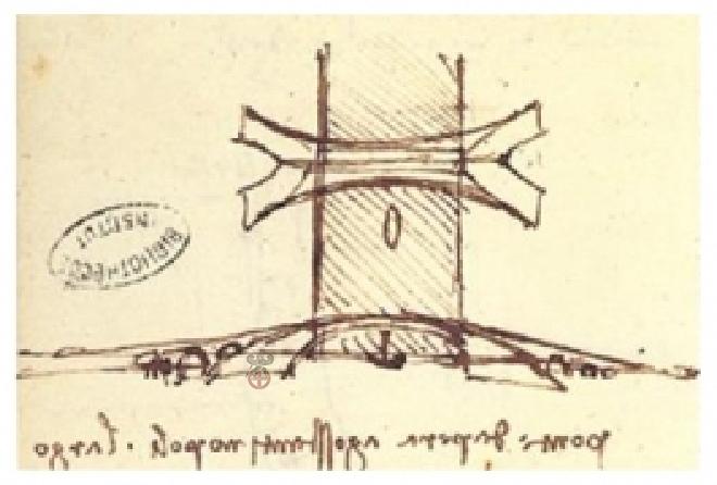 Ο Λεονάρντο Ντα Βίντσι, τα σχέδια για τη γέφυρα της Κωνσταντινούπολης και η απόρριψη από τον Σουλτάνο
