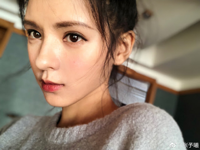 Zhang Yuxi beauty runs in the family