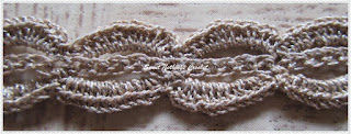 free crochet jewellery pattern