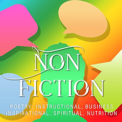 Non fiction premade book covers