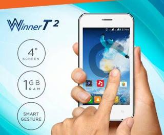 Cara Flash Evercoss Winner T2_A74M