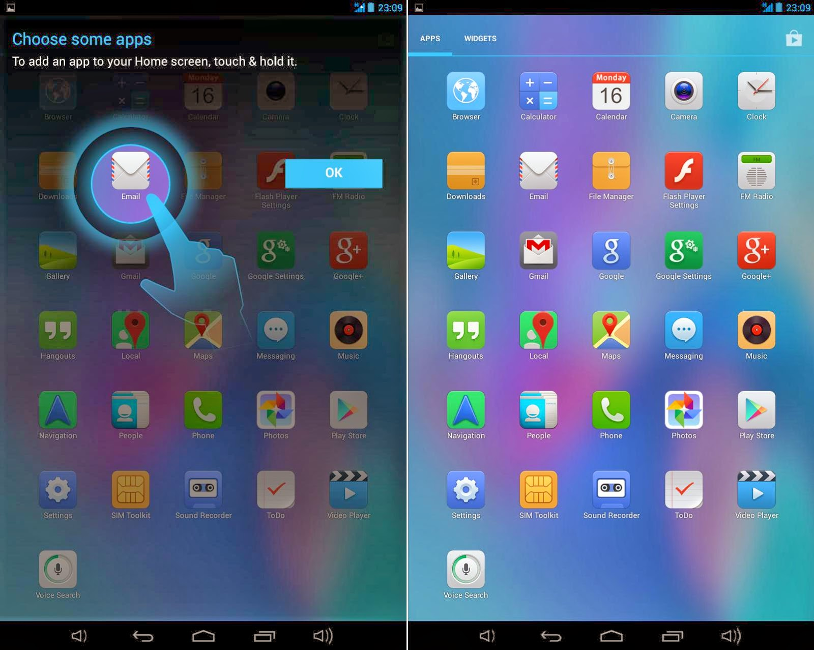 Qube PhoneTab Review: Double The Fun Default Apps