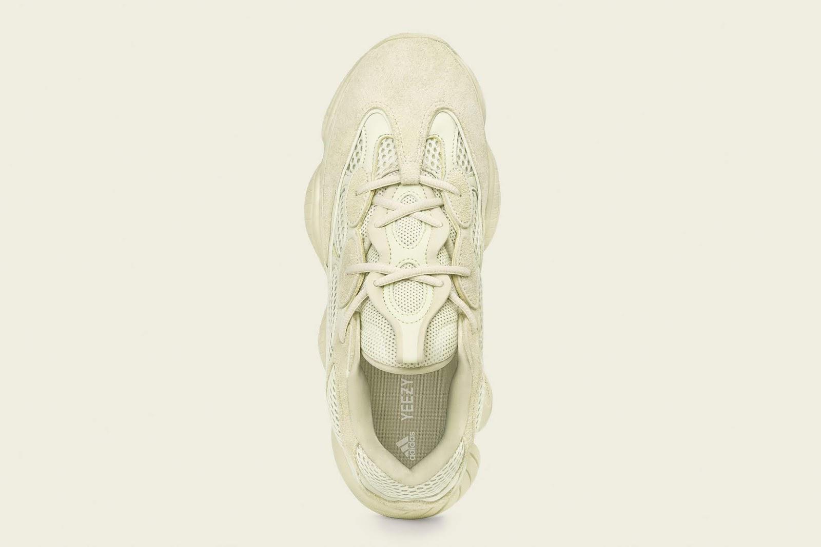 bea86255d0c63 Swag Craze  First Look  adidas Yeezy 500  Super Moon Yellow
