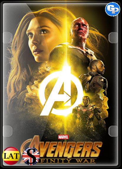 Vengadores: Infinity War: Open Matte (2018) HD 1080P LATINO/INGLES