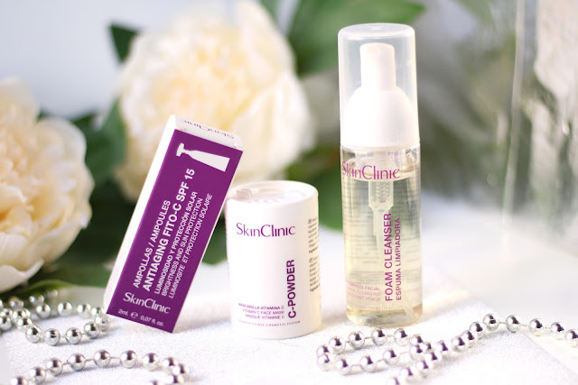 productos skinclinic protocolo otoño