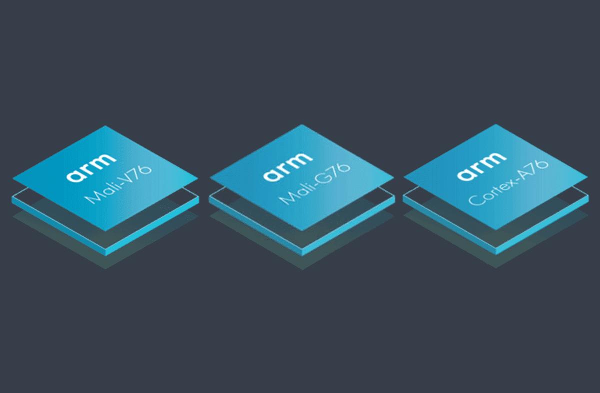 CPU Cortex-A76, GPU Mali-G76, dan VPU Mali-V76