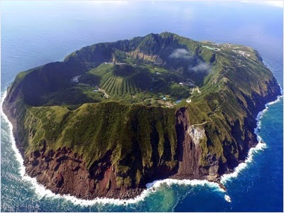 เกาะอาโอกาชิมะ (Aogashima)