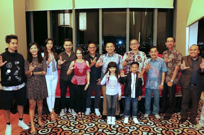 Tingkatkan Pariwisata Lampung, Gubernur Ridho Ikut Bermain di Film Keira
