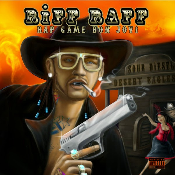 Riff Raff - Rap Game Bon Jovi Cover