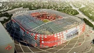 Stradion Spartak Stadium Piala Dunia 2018 Rusia