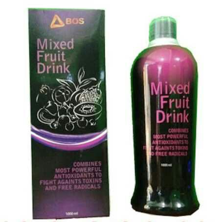 Mixed Fruit Drink