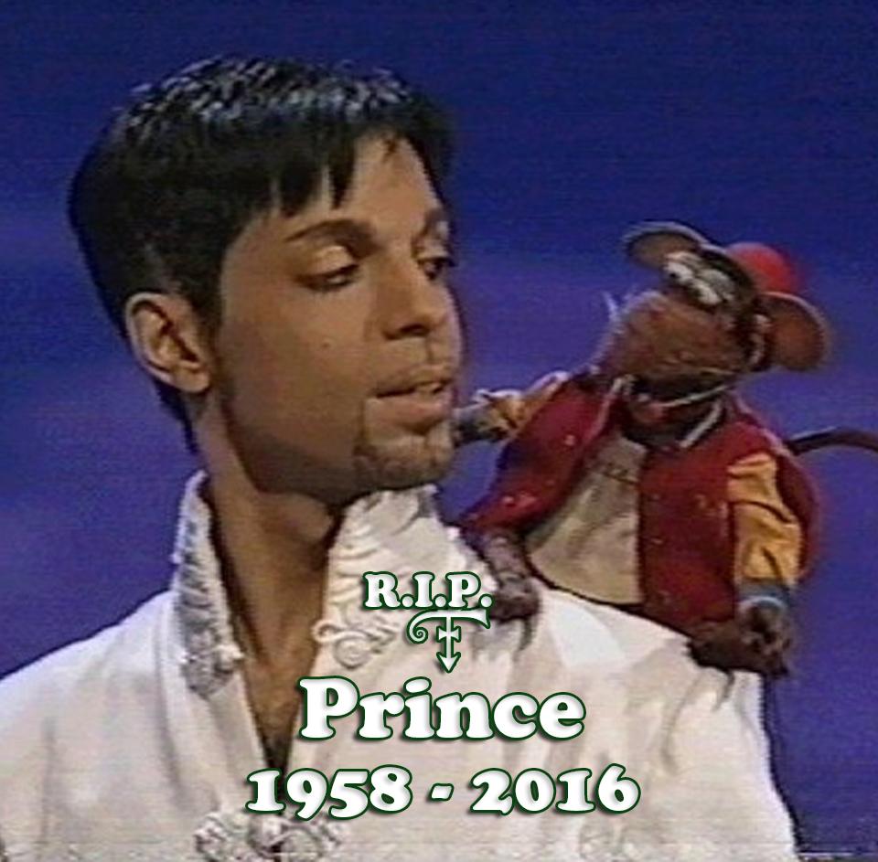Muppet Stuff: RIP Prince (1958-2016