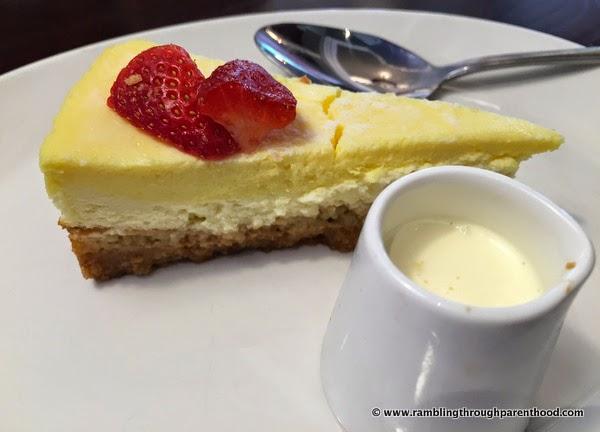 Refreshing Torta Limone