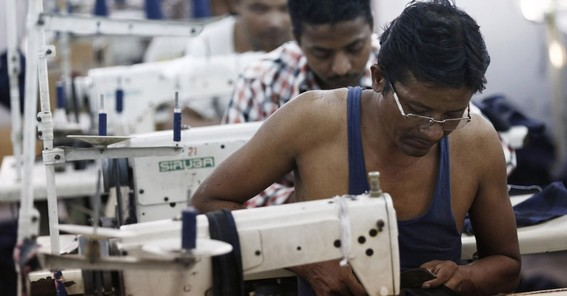 Indian apparel industry