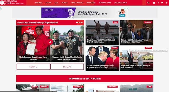 Ikuti Berita Timur Tengah Terbaru Hanya di Matamatapolitik.com