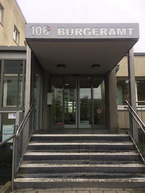Burgeramt para o Anmeldung em Berlim
