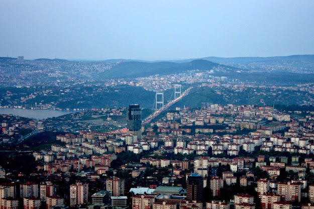 5. Istanbul Sapphire - Istanbul, Turkey - 12 Breathtaking Views From The World's Coolest Towers