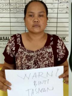 Miliki Narkoba, IRT Di Bayung Lincir Dibekuk Kepolisian