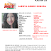 Activan Alerta Amber por menor navojoense desaparecida
