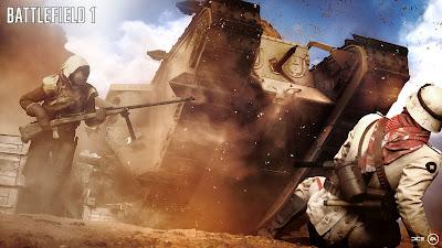 Battlefield 1 dará más información en la feria