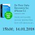 [Giveaway 24h] Data Recovery for iPhone 5.1 - Bản quyền miễn phí khôi phục file trên iPhone