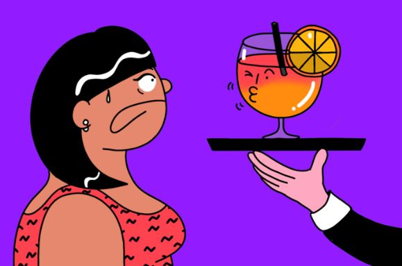 How to Buy a Stranger a Drink Without Looking Creepy