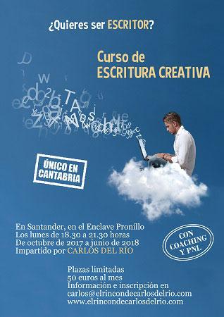 Curso de escritura creativa en Santander