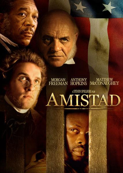 Amistad หัวใจทาสสะท้านโลก