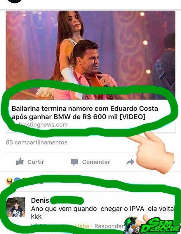 QUANDO A REALIDADE CHEGAR, ELA VOLTA