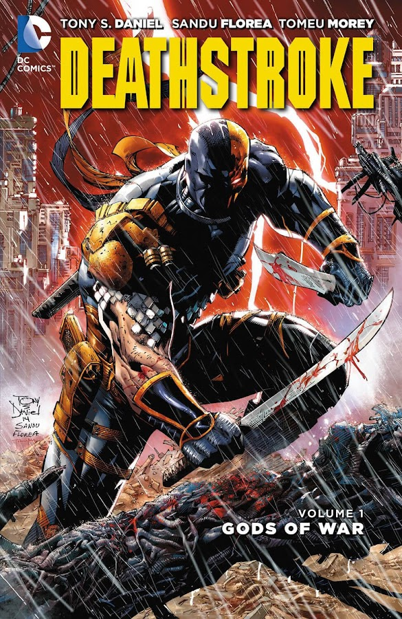deathstroke the new 52 comics