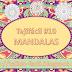 Se viene el Tejifácil #10 (o reto amistoso)!!! Mandalas y atrapasueños al crochet :)