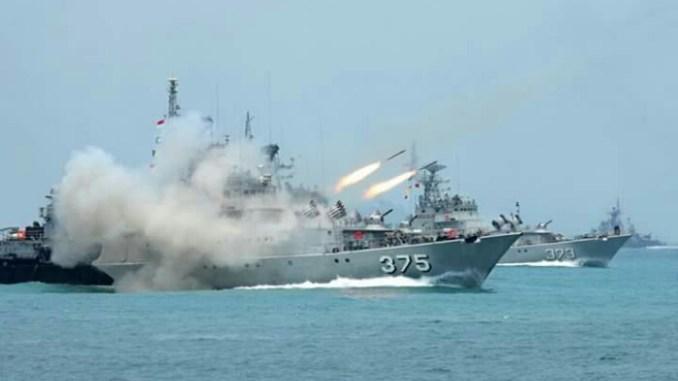 Kapal perang TNI