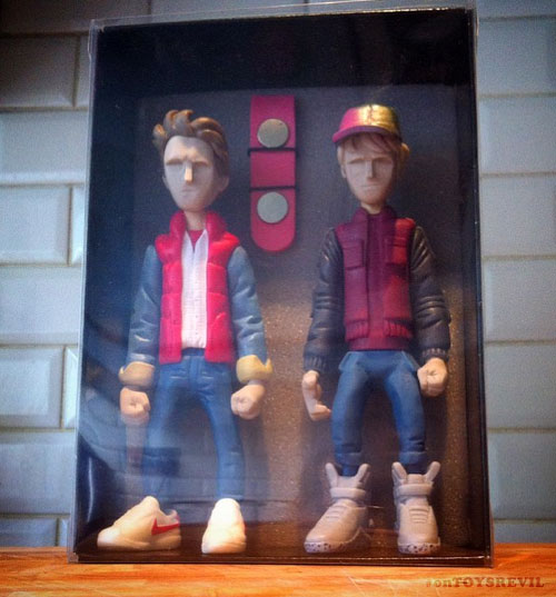 45cc9e44c BackToTheFuture Toy Collectibles Now! From Cracked Hatchet, Tracy ...