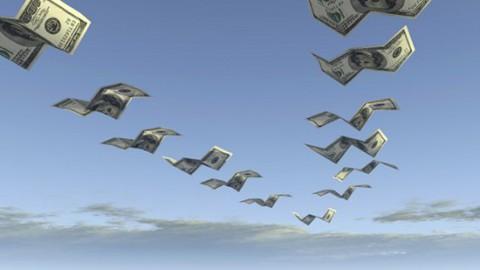 Чистый отток капитала из России с начала года вырос до $21 млрд