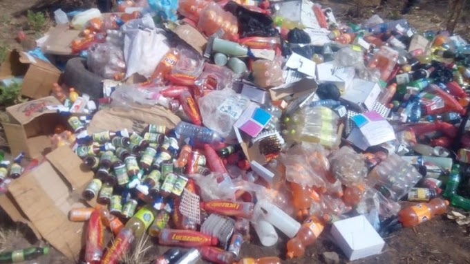 FDA destroys expired products worth over GH¢40,000