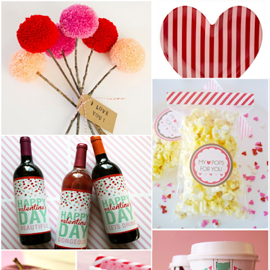 Very Last Minute DIY Valentine's Ideas