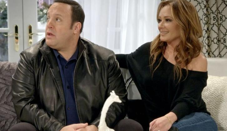 Kevin Can Wait - Season 2 - Leah Remini Joins Cast as Series Regular