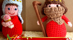 Belén a Crochet / Tutoriales Amigurumi
