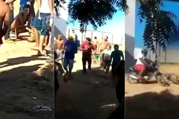 Vídeo Así regresa sicario a la escena del crimen a rematar a su víctima