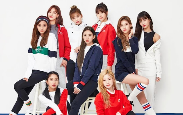 Some of Twice's Albums Are Recorded to Be the Best-Selling Physical Albums at Hanteo in 2018 Which Makes Twice the Most Sales Group in JYP.
