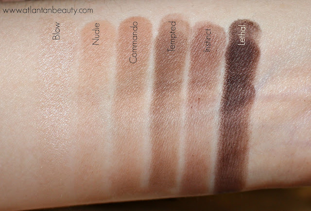 Urban Decay's Naked Basics Ultimate Palette Review and Swatches